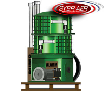 SYBR-Aer Wastewater Treatment System